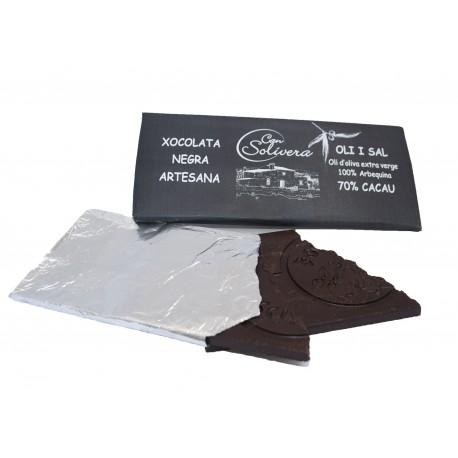 Can Solivera Dark Chocolate