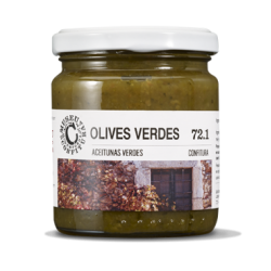 Green Olive Marmalade