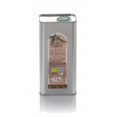 Wild Organic Stone Mill, 50cl tin