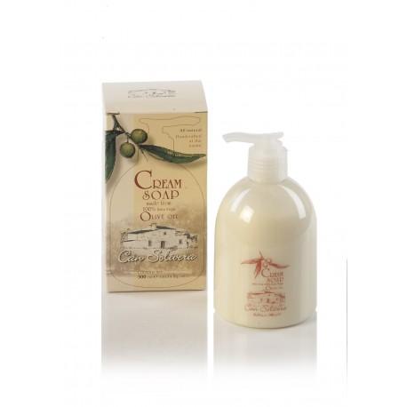 Pure Olive Oil Cream Soap