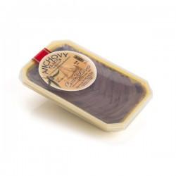 Grands filets d'anchois 700gr.