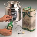 5L Stainless steel container